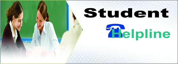 student Helpline