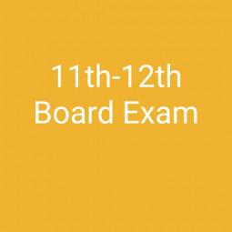 Eligibility: 12th Board Exam