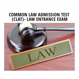Common Law Admission Test (CLAT)- Law Entrance Exam