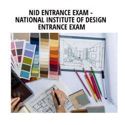 NID Entrance Exam - National Institute of Design Entrance Exam