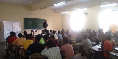 Career Counselling by Allegiance Educare  at Chandrabhan Sharma College, Mumbai