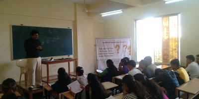 Career Assessment Test by Allegiance Educare at Kamla Mehta School, Mumbai