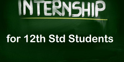 Internship opportunities for 12th passout
